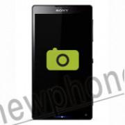Sony Ericsson Xperia ZL, Front camera reparatie