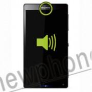 Sony Ericsson Xperia ZL, Ear speaker reparatie