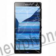 Sony Ericsson Xperia ZL, Aanraakscherm reparatie