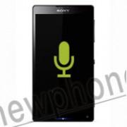 Sony Ericsson Xperia ZL, Microfoon reparatie