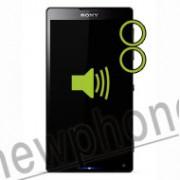 Sony Ericsson Xperia ZL, Volumeknop reparatie