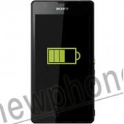 Sony Ericsson Xperia ZR, Accu / batterij reparatie