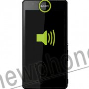 Sony Ericsson Xperia ZR, Ear speaker reparatie