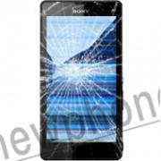 Sony Ericsson Xperia ZR, Aanraakscherm / LCD scherm reparatie