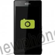 Sony Ericsson Xperia ZR, Camera reparatie