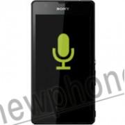 Sony Ericsson Xperia ZR, Microfoon reparatie