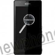 Sony Ericsson Xperia ZR, Onderzoek