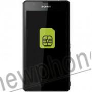 Sony Ericsson Xperia ZR, Sim slot reparatie
