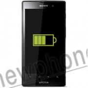 Sony Xperia Ion, Accu reparatie