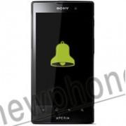 Sony Xperia Ion, Speaker reparatie