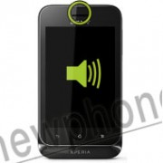 Sony Xperia Tipo, Ear speaker reparatie