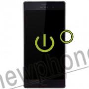 Sony Xperia Z3, Aan / uit schakelaar reparatie