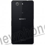 Sony Xperia Z3, Back cover reparatie