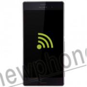 Sony Xperia Z3, WIFI antenne reparatie