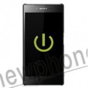 Sony xperia z5 premium power knop reparatie