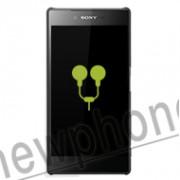 Sony xperia z5 premium audio jack reparatie