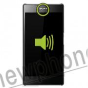 Sony xperia z5 premium ear speaker reparatie