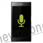 Sony xperia z5 premium microfoon reparatie