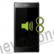 Sony xperia z5 premium volume knop reparatie