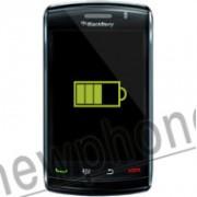 Blackberry Storm 2 9520, Accu reparatie