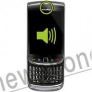 Blackberry Torch 9800, Ear speaker reparatie