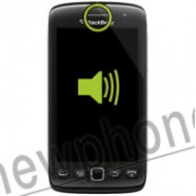 Blackberry Torch 9860, Ear speaker reparatie