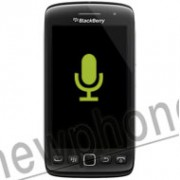 Blackberry Torch 9860, Microfoon reparatie
