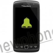Blackberry Torch 9860, Speaker reparatie