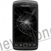 Blackberry Torch 9860, Front + touchscreen reparatie