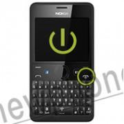 Nokia Asha 210, Aan / uit schakelaar reparatie