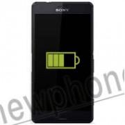 Sony Xperia Z3 compact, Accu reparatie