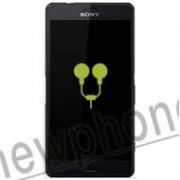 Sony Xperia Z3 compact, Hoofdtelefoon aansluiting reparatie