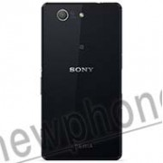Sony Xperia Z3 compact, Back cover reparatie