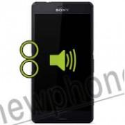 Sony Xperia Z3 compact, Volume knop reparatie