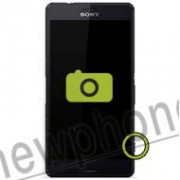 Sony Xperia Z3 compact, Camera knop reparatie