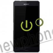 Sony Xperia Z3 compact, Aan / uitschakelaar reparatie