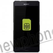 Sony Xperia Z3 compact, Sim slot reparatie