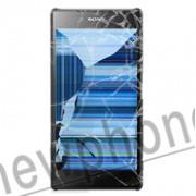 Sony XZ Premium Scherm Reparatie