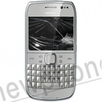 Nokia E6, Touchscreen reparatie