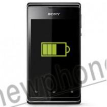 Sony Xperia E, Accu reparatie