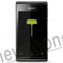 Sony Xperia E, Connector reparatie