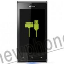Sony Xperia J Zwart, Software herstellen