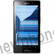 Sony Xperia Ion, Touchscreen / LCD scherm reparatie