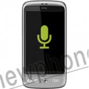 HTC Desire, Microfoon reparatie