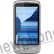HTC Desire, LCD scherm reparatie