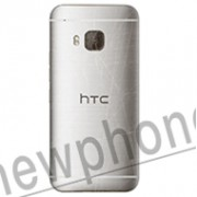 HTC one m9 back cover reparatie
