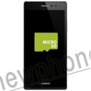 Huawei ascend P7, Micro SD reparatie