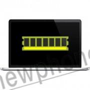 Macbook Pro RAM geheugen 4GB reparatie