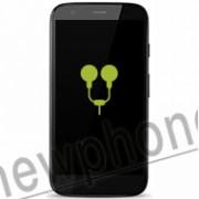 Motorola Moto G4 hoofdtelefoon aansluiting reparatie