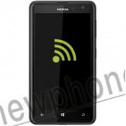 Nokia 625, Wi-Fi antenne reparatie